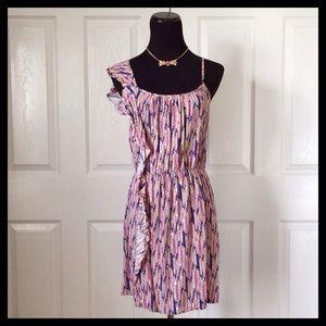 {Soprano} Pink & Purple Dress