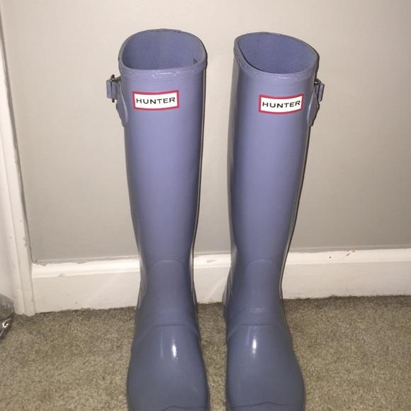 Hunter Rain Boots Trade 4 Red Hunters