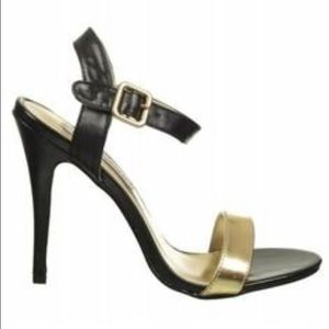 Steve Madden Shoes - SOLD - Steve Madden P-DISCO Two Tone Heels / 6.5