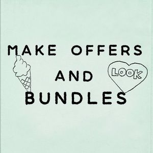 Tops - Make Offers and Bundles!!!