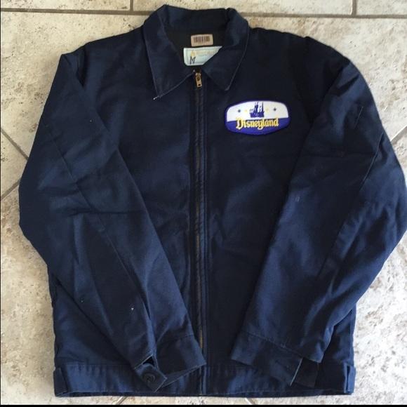 Disneyland cast member jacket