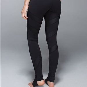 lululemon athletica Pants - RARE lululemon cire wrap stirrup legging