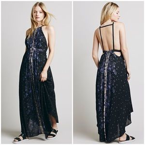 Free People Caught in the Moment Maxi Dress