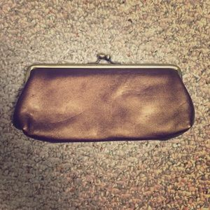 Style & co coin clutch