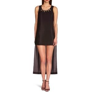 BCBGMaxAzria Dresses & Skirts - BCBGMaxAzria black hi-lo dress