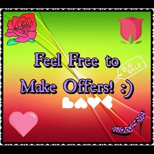 Other - *Make offers on EVERYTHING :) *