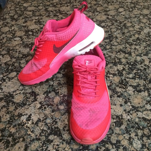 Nike Air Max Thea Hot Pink/Red