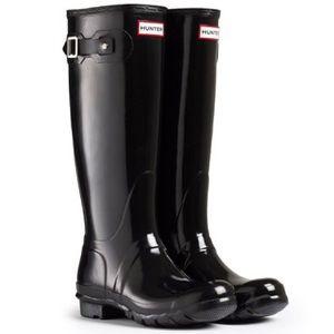 Hunter Shoes - EUC Hunters