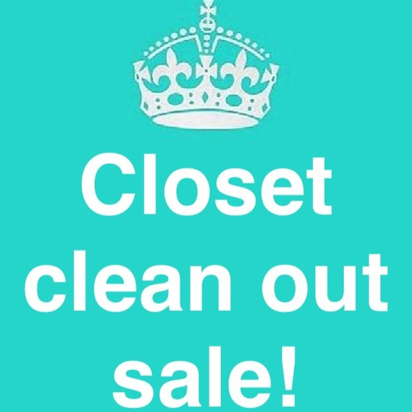 closet poshmark other all sale listing m items reduced