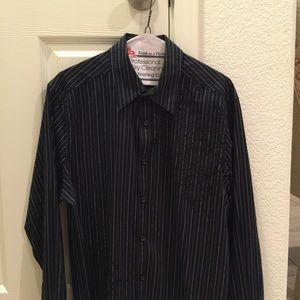 James Campbell Tops - James Campbell Dress Shirt