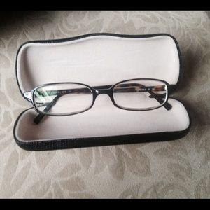 Women's DKNY Rx glasses frames