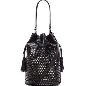 Final BNWT Loeffeler Randall Industry Bag in Black