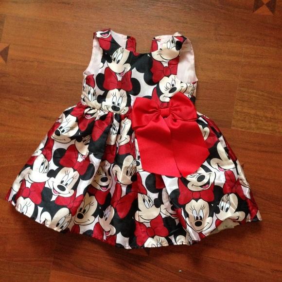 0b7d3b7ae61f4 H&M Dresses   Minnie Mouse Dress   Poshmark