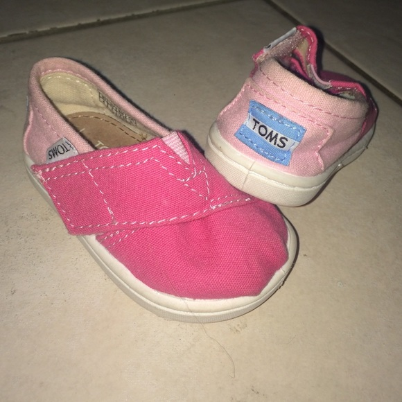b56217532b TOMS Shoes | Baby Girl | Poshmark