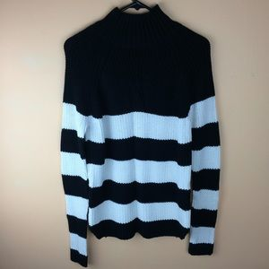 Zara Sweaters - High neck knit sweater