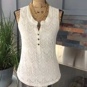 Tops - 💎White Lace top💎