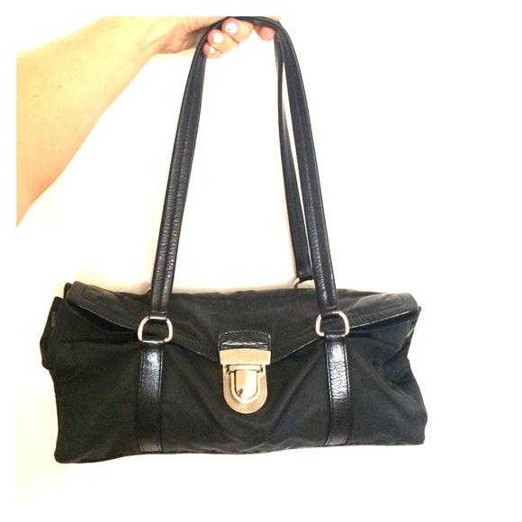 prada nylon messenger bag brown - 86% off Prada Handbags - ??FLASH SALE??Classic Prada shoulder bag ...