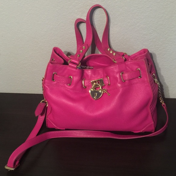 7387cc73ab Juicy Couture Handbags - Gorgeous!! Hot pink authentic Juicy couture purse