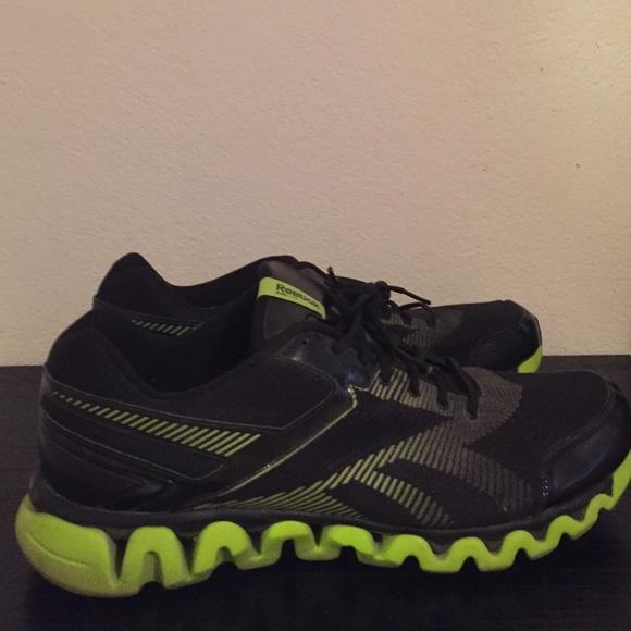 Mens Reebok Zig Lite Shoes In Size 5