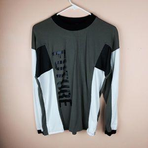Future Green Long Sleeved T-Shirt