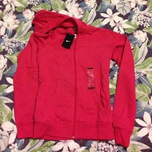 Nike zip up medium jacket