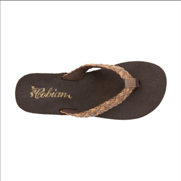 0a8042b0177 Cobian Natural Braided Bounce Sandals
