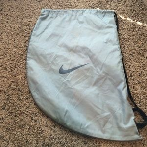 Blue Nike Shoulder Bag