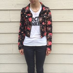 Divided Jackets & Blazers - Floral jacket