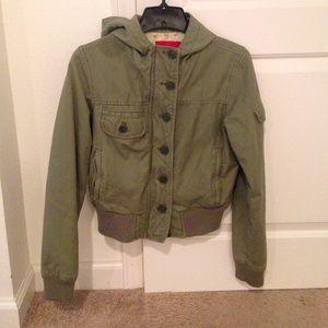 Army cargo jacket