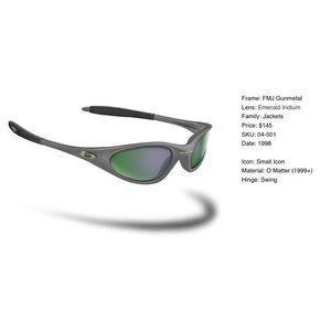 8cd521160e Oakley Accessories - Rare Authentic Oakley Minute 1.0 Sport Sunglasses