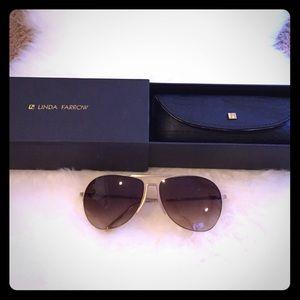 Linda Farrow Luxe Sunglass