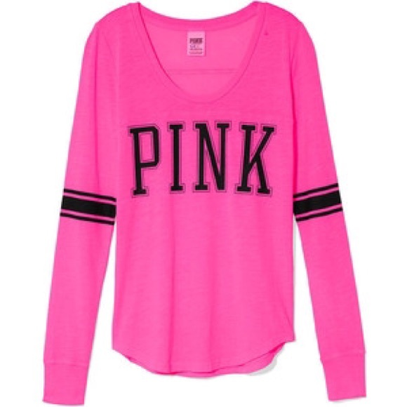 Love Pink Long Sleeve Shirt | Is Shirt