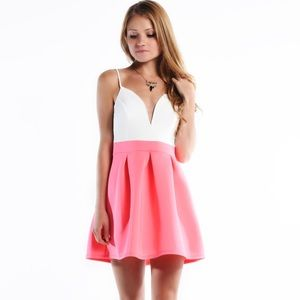 """Secret Love"" A-line Fit & Flare Mini Dress"