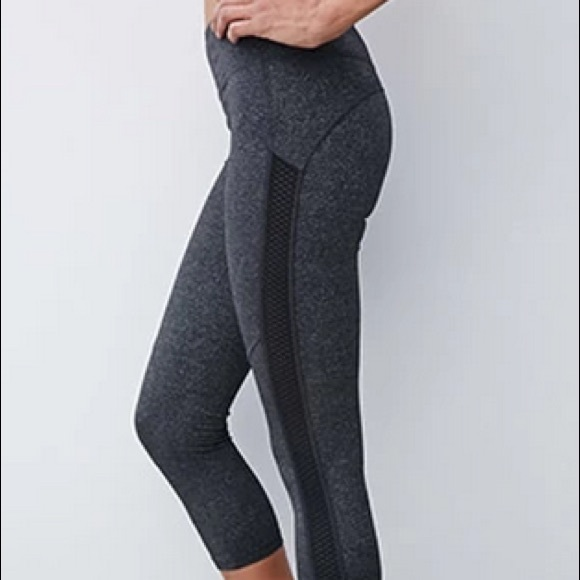 20% off Forever 21 Pants - Forever 21 Mesh Side Panel Legging from ...