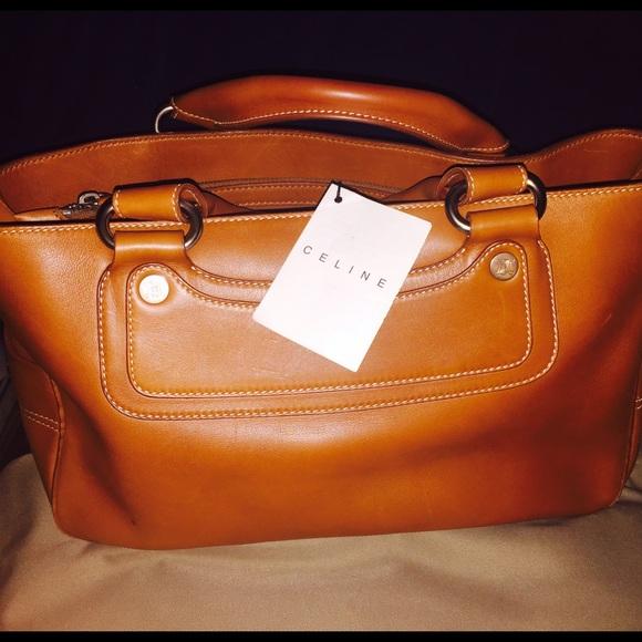 Celine Handbags - Authentic Celine Boogie bag 2707e6faa1b4d