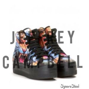 Jeffrey Campbell Shoes - Jeffrey Campbell Hiya Platforms