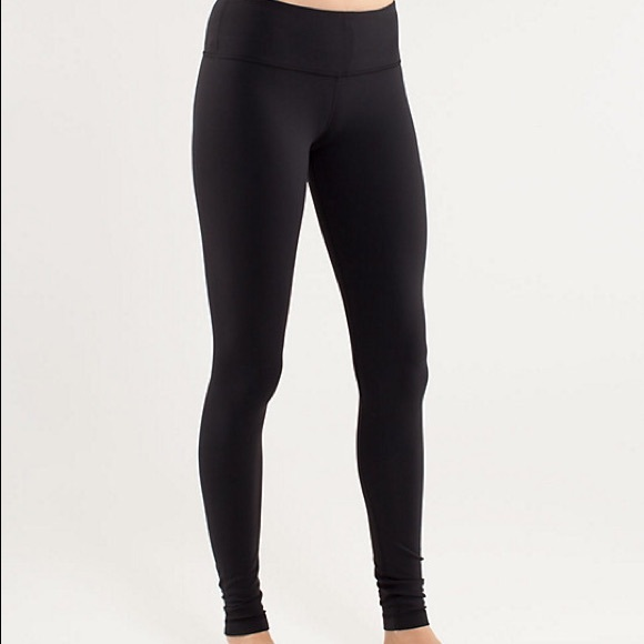 27 off lululemon athletica pants lululemon black wunder