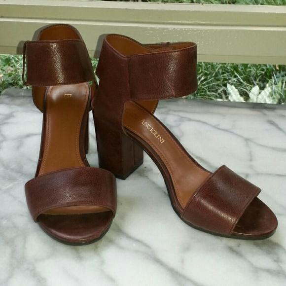fea3cfe5568 Enzo Angiolini Shoes - NWOT Enzo Angiolini Gwindell Sandals