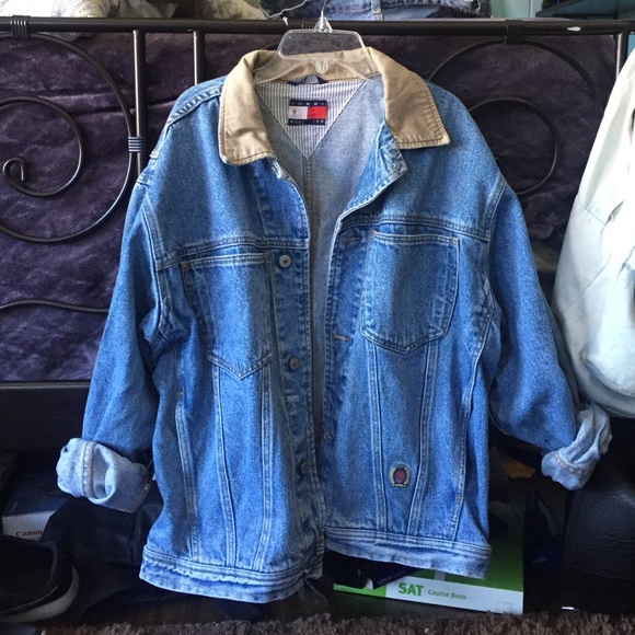 1ad4f747 Urban Outfitters Jackets & Coats | Vintage Tommy Hilfiger Denim ...