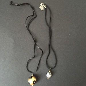 Angela Moore  Jewelry - Angela Moore set of 2 necklaces