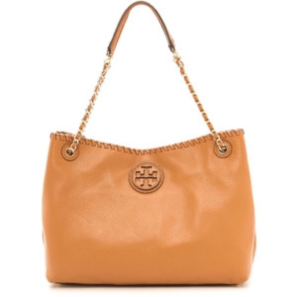 2df767309265 NEW Tory Burch Britten Small Slouchy Tote  300