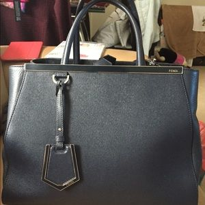 FENDI Handbags - Fendi medium 2jours bag