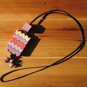 Missoni - VINTAGE Missoni perfume pendant