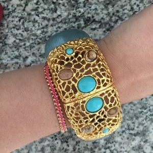 Alexis Bittar Jewelry - Alexis Bittar Bold Lucite Cuff Bracelet