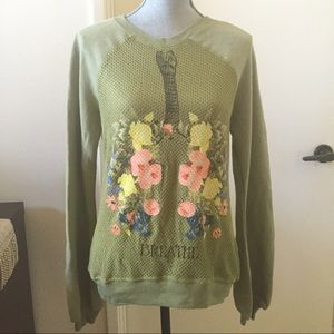 Wildfox Sweaters - SOLD!! NWT WILDFOX Warm up Sweater