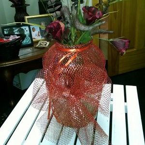 Personal Other - Hand crafted table topper