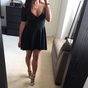 Nasty Gal Dresses & Skirts - Nasty gal fit and flare dress