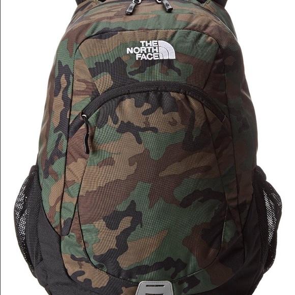 ��Camo Haystack North Face Backpack��