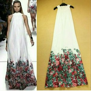 Elie Saab Dresses & Skirts - Eli Saab inspired floral dress