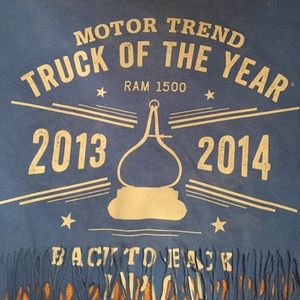 Tops - Country Dodge Truck Fringe Tee